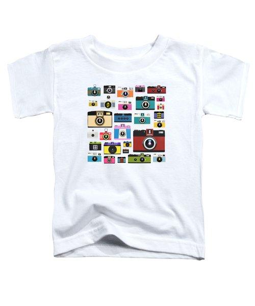 Retro Camera Toddler T-Shirt