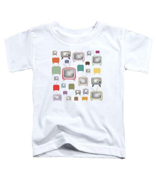 Retro T.v. Toddler T-Shirt