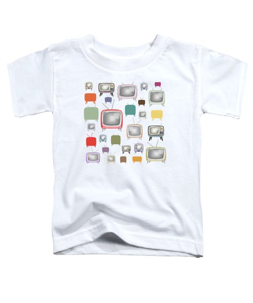 Retro T.v. Toddler T-Shirt