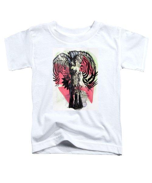 Return Of Zebra Boy Toddler T-Shirt