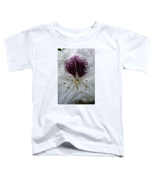 Rhododendron 2 Toddler T-Shirt