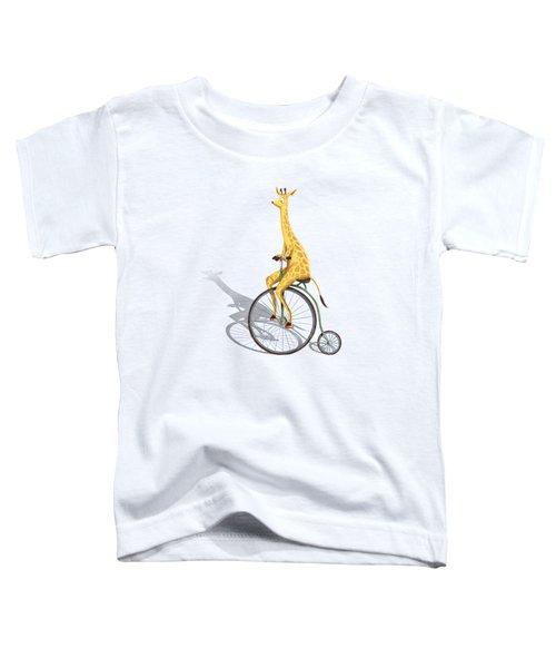 Ride My Bike Toddler T-Shirt