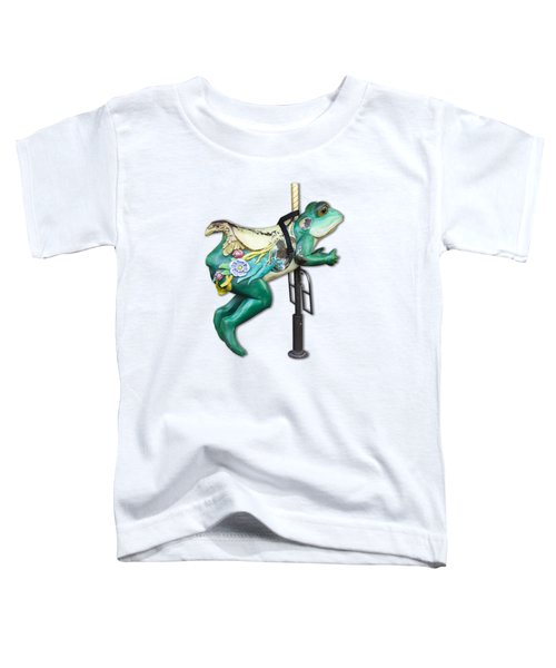 Ride The Frog Toddler T-Shirt