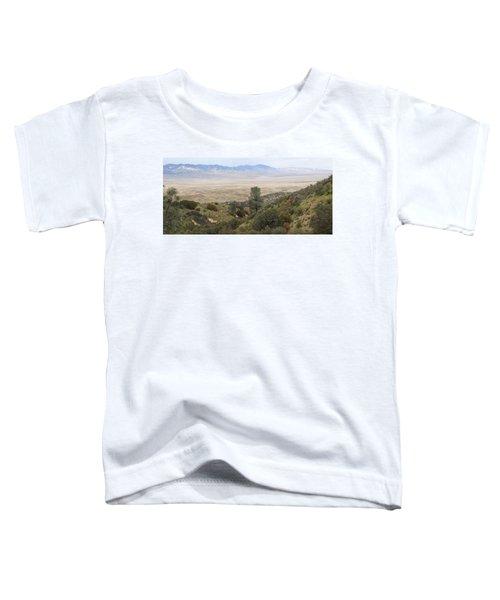 Ridge Route View Toddler T-Shirt