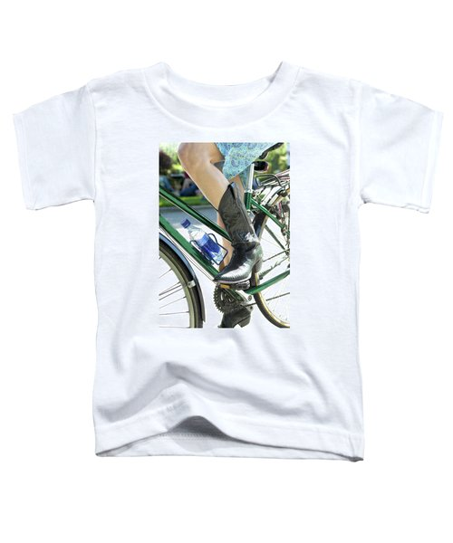 Riding In Style Toddler T-Shirt