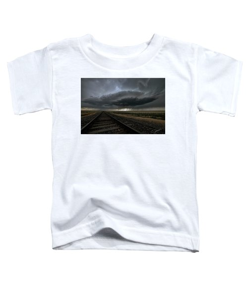 Right On Track Toddler T-Shirt