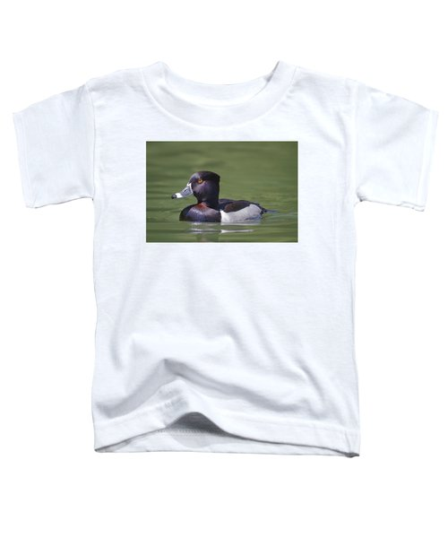 Ring-necked Duck Profile Toddler T-Shirt
