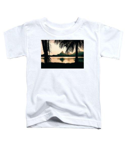 Rio De Janeiro, Brazil Landscape Toddler T-Shirt