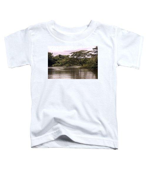 Riparian Rainforest Canopy Toddler T-Shirt