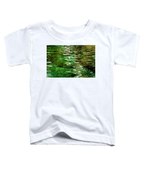 Ripple Paintings Toddler T-Shirt