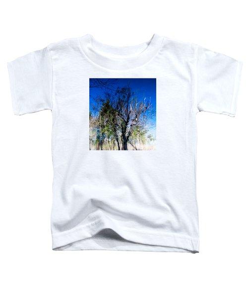 Rippled Reflection Toddler T-Shirt