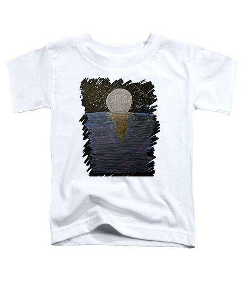 Rising Moon Toddler T-Shirt