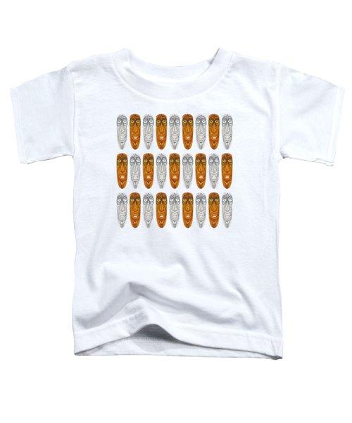 Ritual Mask Toddler T-Shirt