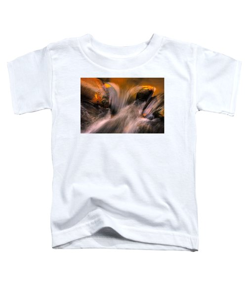 River Rocks, Zion National Park Toddler T-Shirt
