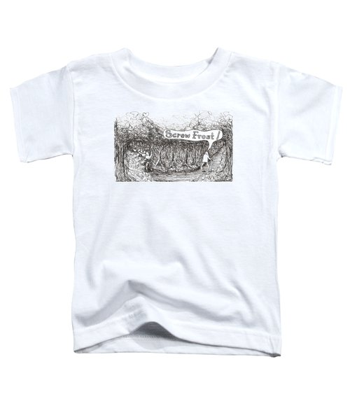 Road More Travelled Toddler T-Shirt