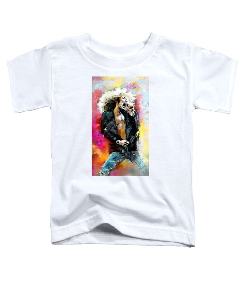 Robert Plant 03 Toddler T-Shirt