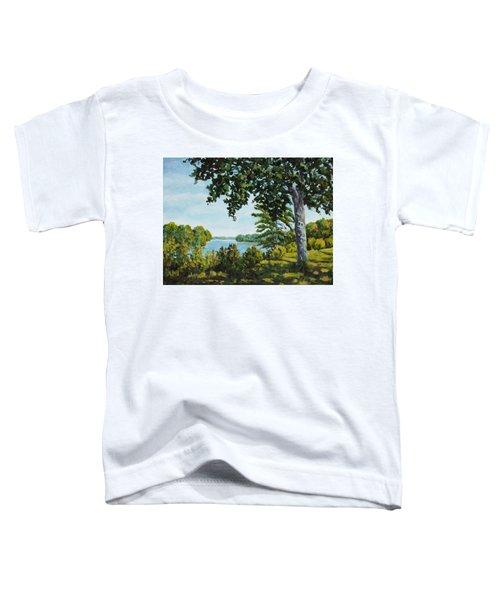Rock Cut Toddler T-Shirt