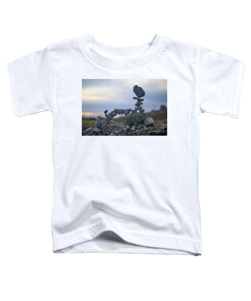 Rock Monster Toddler T-Shirt