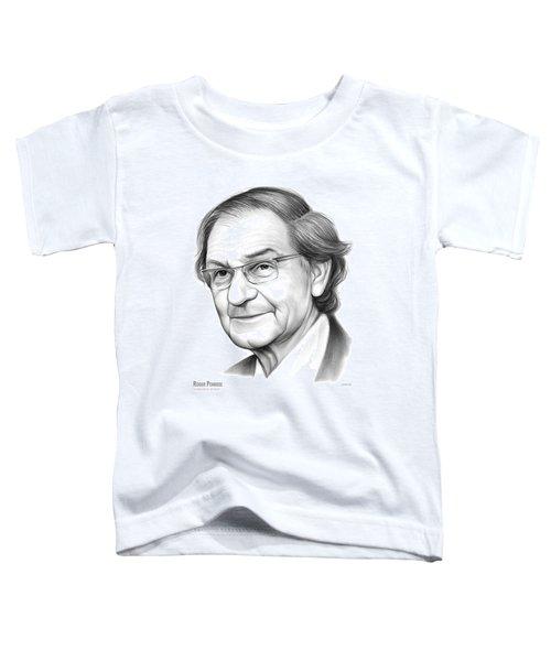 Roger Penrose Toddler T-Shirt