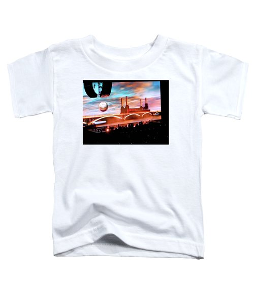 Roger Waters Tour 2017 - Welcome To The Machine Toddler T-Shirt