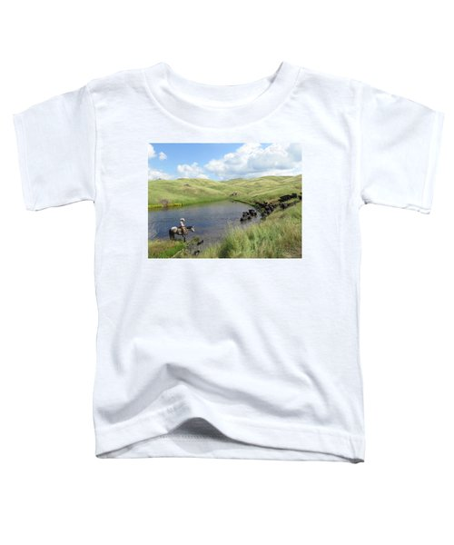 Rolling Hills Toddler T-Shirt