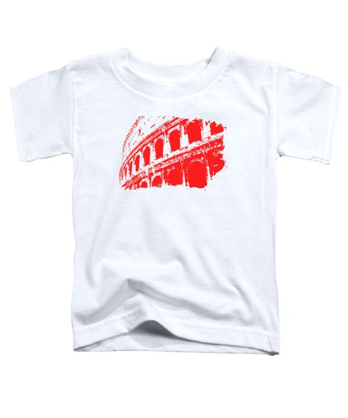 Roman Colosseum View Toddler T-Shirt