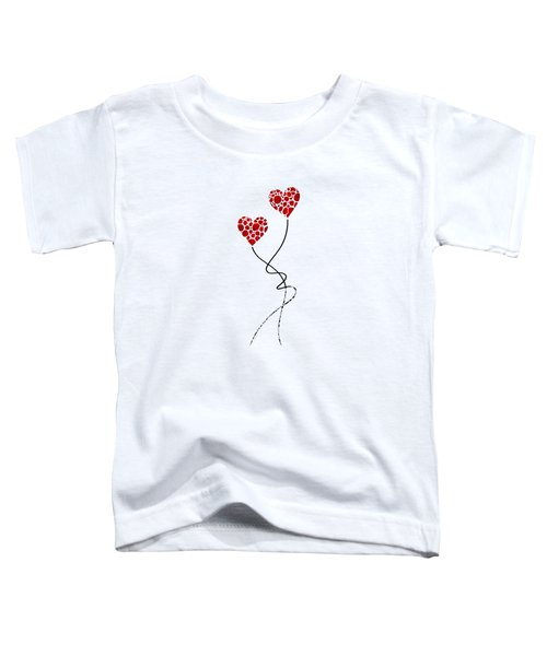 Romantic Art - You Are The One - Sharon Cummings Toddler T-Shirt