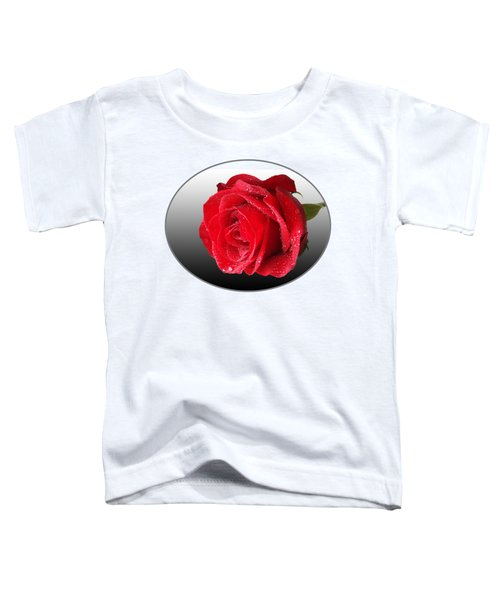 Romantic Rose Toddler T-Shirt