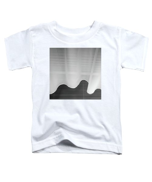 Toddler T-Shirt featuring the photograph Room 515 by Eric Lake