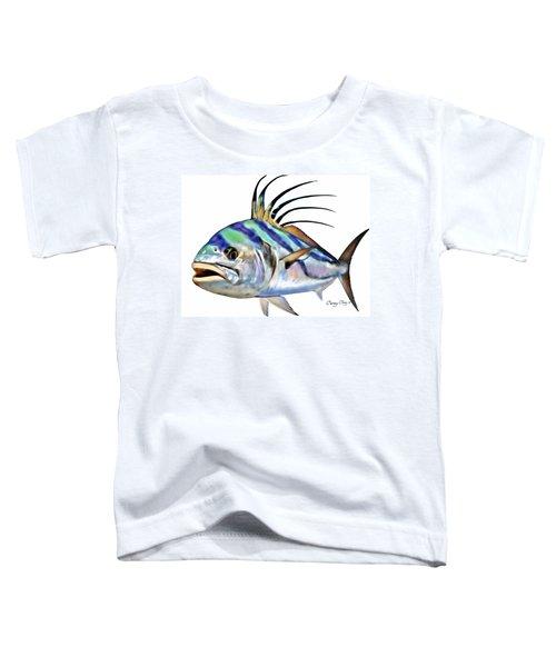 Roosterfish Digital Toddler T-Shirt