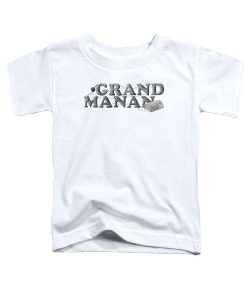 Roped Up Toddler T-Shirt