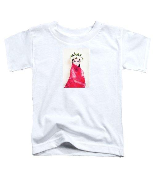 Rose  Toddler T-Shirt