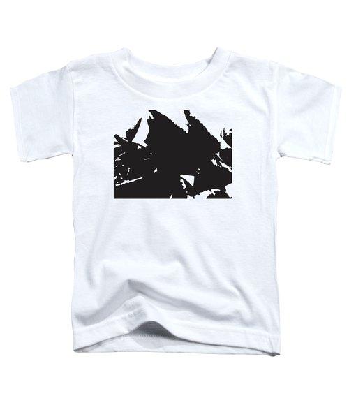 Rose Transformed Toddler T-Shirt