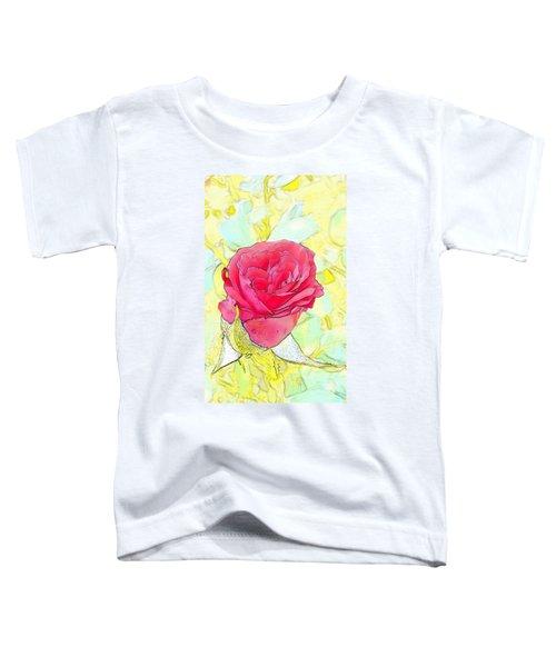 Rosebud Toddler T-Shirt