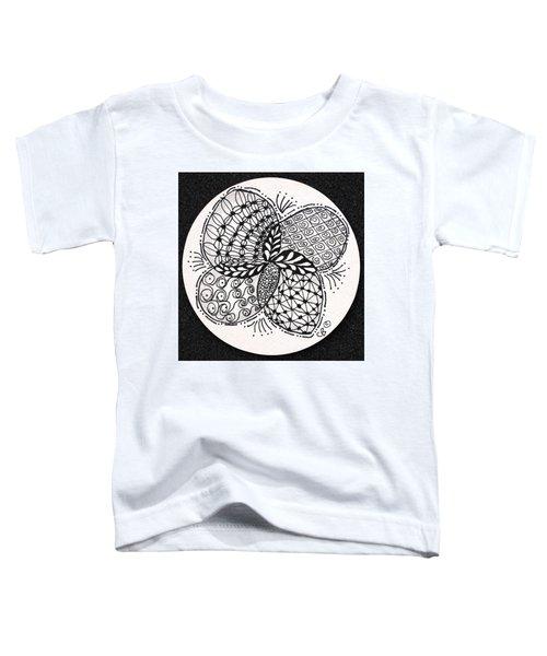Round And Round Toddler T-Shirt
