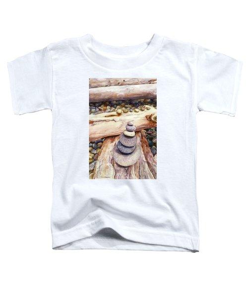 Ruby Beach Toddler T-Shirt