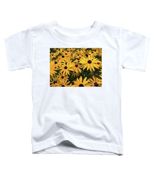 Rudbeckia Fulgida Goldsturm Toddler T-Shirt