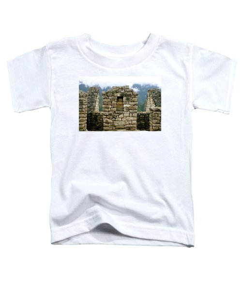 Ruins In A Lost City Toddler T-Shirt