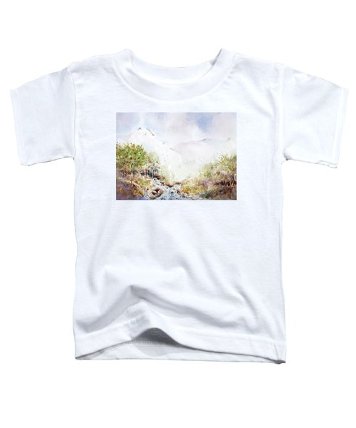 Runoff Toddler T-Shirt