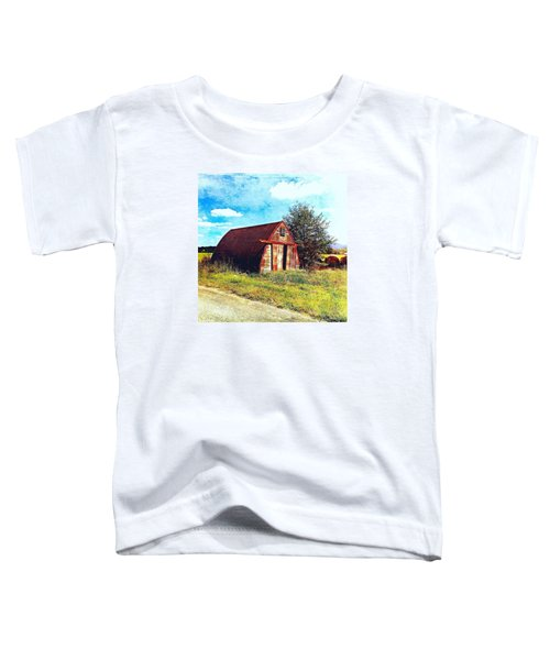 Rusted Shed, Lazy Afternoon Toddler T-Shirt