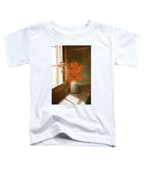 Rustic Bouquet Toddler T-Shirt