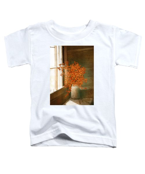 Rustic Bouquet Toddler T-Shirt
