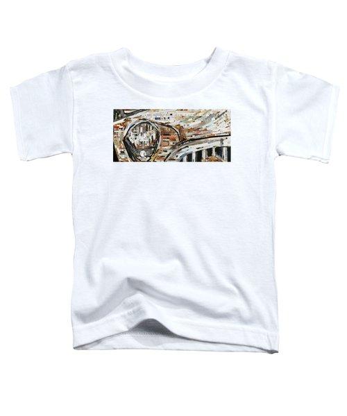Rusty Buick Toddler T-Shirt