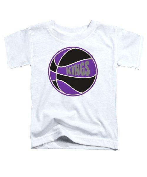 Sacramento Kings Retro Shirt Toddler T-Shirt