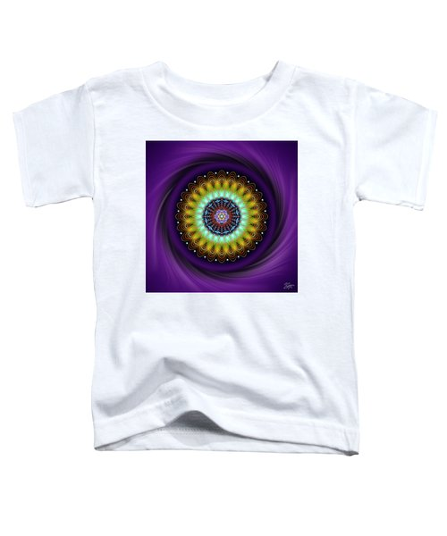 Sacred Geometry 710 Toddler T-Shirt