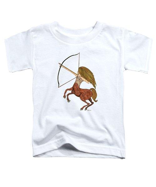 Sagittarius Toddler T-Shirt