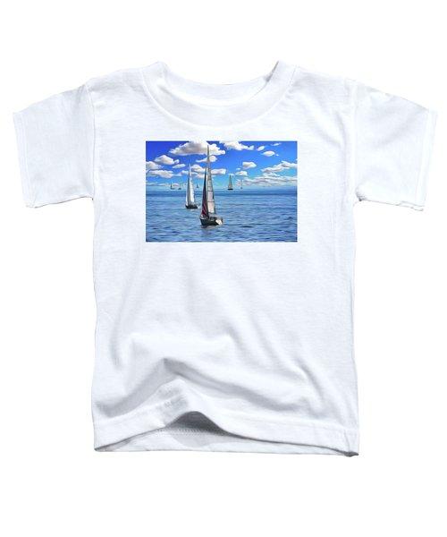 Sail Day Toddler T-Shirt