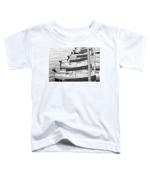 Sailboats Toddler T-Shirt