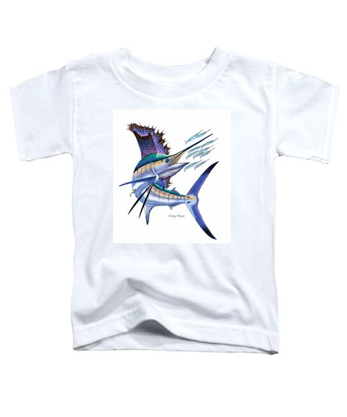 Sailfish Digital Toddler T-Shirt
