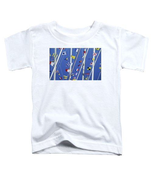 Sailing, General Toddler T-Shirt